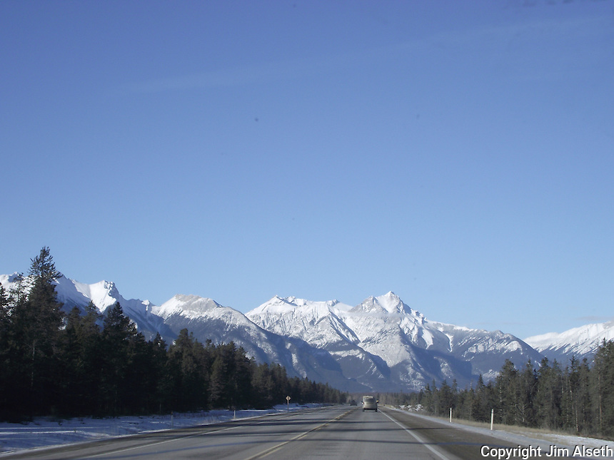 Images of scenic Alberta...