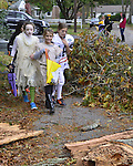 2012-10-31 Halloween Day & Superstorm Sandy