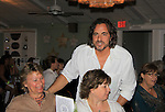 All My Children's Thorsten Kaye at SoapFest's Celebrity Weekend -  A Night of Stars - a VIP event with dinner, autographs, photos, silent and live auction on November 10, 2012 at Bistro Soleil at Old Historic Marco Inn (Photo by Sue Coflin/Max Photos)