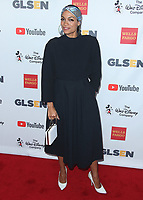 BEVERLY HILLS - OCTOBER 21:  Rosario Dawson at the 2017 GLSEN Respect Awards at Beverly Wilshire Four Seasons Hotel at The Grove on October 20, 2017 in Beverly Hills, California. (Photo by Scott Kirkland/PictureGroup)