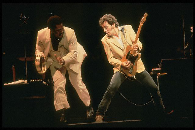 RETRO FOR B. SPRINGSTEEN'S 25 YEAR CAREER --- Image by © Brooks Kraft/Sygma/Corbis