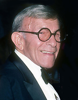 George Burns 1985<br /> Photo By John Barrett/PHOTOlink.net