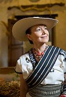 Tzintzuntzan, Michoacan. Aromas y Sabores with Chef Patricia Quintana