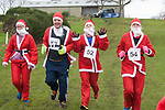 Kinghorn RNLI Santa Run. 25 Nov 2017. Credit: Photo by Tina Norris. Copyright photograph by Tina Norris. Not to be archived and reproduced without prior permission and payment. Contact Tina on 07775 593 830 info@tinanorris.co.uk  All print sales: Tina Norris<br /> www.tinanorris.co.uk
