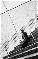 """From """"Walking Downtown"""" series. San Fransico, 2007"""
