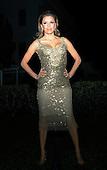 "Washington, DC - October 13, 2009 -- Eva Longoria Parker attends a White House Music Series ""Fiesta Latina"" on the South Lawn of the White House in Washington on Tuesday, October 13, 2009..Credit: Alexis C. Glenn / Pool via CNP"