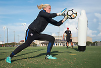 USWNT Training, October 15, 2017