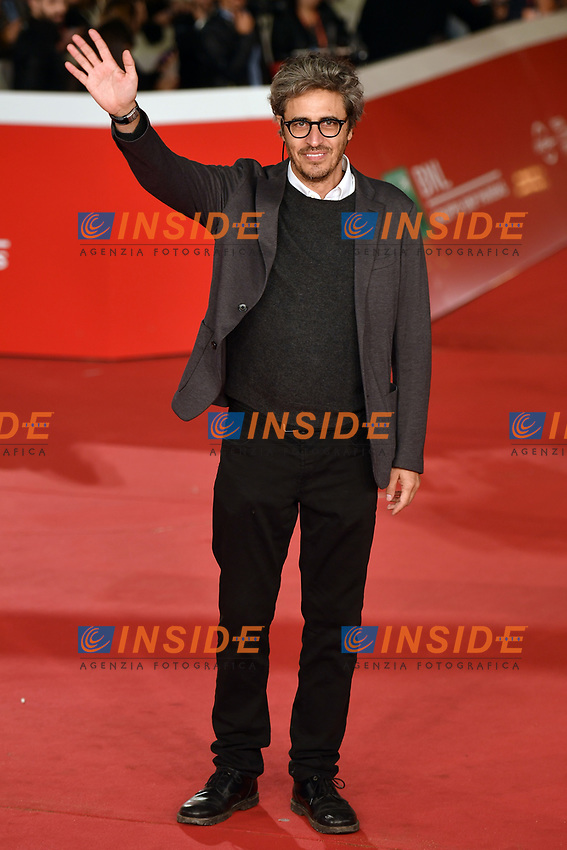Pierfrancesco Diliberto Pif <br /> Roma 17/10/2019 Auditorium Parco della Musica <br /> Motherless Brooklin Red Carpet <br /> Roma Cinema Fest <br /> Festa del Cinema di Roma 2019 <br /> Photo Andrea Staccioli / Insidefoto