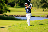 Louis De Jager (RSA) during the first round of the Afrasia Bank Mauritius Open played at Heritage Golf Club, Domaine Bel Ombre, Mauritius. 30/11/2017.<br /> Picture: Golffile | Phil Inglis<br /> <br /> <br /> All photo usage must carry mandatory copyright credit (&copy; Golffile | Phil Inglis)