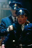 The Green Mile (1999) <br /> Tom Hanks &amp; Doug Hutchison<br /> *Filmstill - Editorial Use Only*<br /> CAP/KFS<br /> Image supplied by Capital Pictures