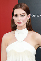 NEW YORK, NY - JUNE 5: Anne Hathaway  at Ocean&rsquo;s 8 World Premiere at Alice Tully Hall on June 5, 2018 in New York City.               <br /> CAP/MPI99<br /> &copy;MPI99/Capital Pictures