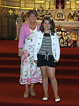 Aislinn O'Brien with her mother Siobhan at Congress Avenue and Fatima Confirmation in St.Mary's Church...(Photo credit should read Jenny Matthews www.newsfile.ie)....This Picture has been sent you under the conditions enclosed by:.Newsfile Ltd..The Studio,.Millmount Abbey,.Drogheda,.Co Meath..Ireland..Tel: +353(0)41-9871240.Fax: +353(0)41-9871260.GSM: +353(0)86-2500958.email: pictures@newsfile.ie.www.newsfile.ie.