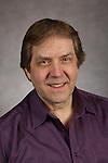 Steve Vining, Senior Director of Technology, Facility Operations, DePaul University, is pictured in a studio portrait Monday, Feb. 16, 2015. (DePaul University/Jeff Carrion)