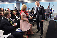 Washington, DC - June 20, 2019: U.S. Senator Rick Scott speaks at the Atlantic Council in Washington D.C., June 20, 2019.  (Photo by Lenin Nolly/Media Images International)