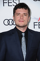 12 November  2017 - Hollywood, California - Josh Hutcherson. AFI FEST 2017 Screening Of &quot;The Disaster Artist&quot; held at The Beverly Hilton Hotel in Hollywood. <br /> CAP/ADM/BT<br /> &copy;BT/ADM/Capital Pictures
