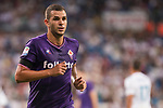 Fiorentina's Valentin Eysseric during XXXVIII Santiago Bernabeu Trophy at Santiago Bernabeu Stadium in Madrid, Spain August 23, 2017. (ALTERPHOTOS/Borja B.Hojas)