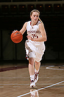 STANFORD, CA - OCTOBER 9:  Lindy La Rocque of the Stanford Cardinal during picture day on October 9, 2008 at Maples Pavilion in Stanford, California.