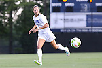 14 August 2014: Duke's Lizzy Raben. The Duke University Blue Devils hosted the University of South Carolina Gamecocks at Koskinen Stadium in Durham, NC in a 2014 NCAA Division I Women's Soccer preseason match. Duke won the exhibition 2-0.