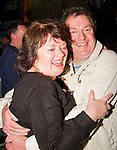 Sean Campbell and Paula Hagan in McPhails for the Samba Orchestra..Picture: Shane Maguire / www.newsfile.ie.