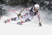 10th February 2019, Are, Sweden; Alpine skiing: Combination, ladies: downhill; Meike Pfister from Germany on her run