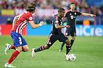 FC Bayern Munchen's Douglas Costa during Champions League 2015/2016 Semi-Finals 1st leg match. April 27,2016. (ALTERPHOTOS/Acero)