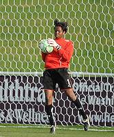 Washington Freedom goalkeeper Briana Scurry (1)  Washington Freedom tied Chicago Red Stars 1-1  at The Maryland SoccerPlex, Saturday April 11, 2009.