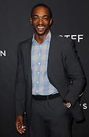 www.acepixs.com<br /> April 20, 2017  New York City<br /> <br /> Anthony Mackie attending IWC Schaffhausen 5th Annual For the Love of Cinema Gala on April 20, 2017 in New York City.<br /> <br /> Credit: Kristin Callahan/ACE Pictures<br /> <br /> <br /> Tel: 646 769 0430<br /> Email: info@acepixs.com