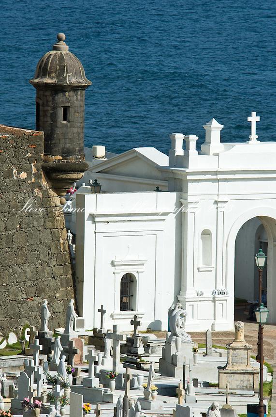 Fort San Felipe del Morro<br /> Old San Juan<br /> Puerto Rico