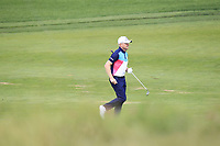 Simon Dyson (ENG) running back up the 10th after loosing his ball during Round 4 of the D+D Real Czech Masters at the Albatross Golf Resort, Prague, Czech Rep. 03/09/2017<br /> Picture: Golffile | Thos Caffrey<br /> <br /> <br /> All photo usage must carry mandatory copyright credit     (&copy; Golffile | Thos Caffrey)
