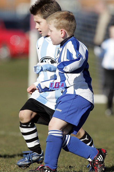 LAINDON PUMAS v BILLERICAY TOWN<br /> Sunday 7th March 2010 U6 Friendly VENUE Phoenix School