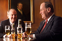 2003, File Photo, Montreal (Qc) CANADA<br /> Exclusive Photo<br /> Molson brothers, Molson Brewery<br /> (c) 2003 by Christian Fleury / Images Distribution