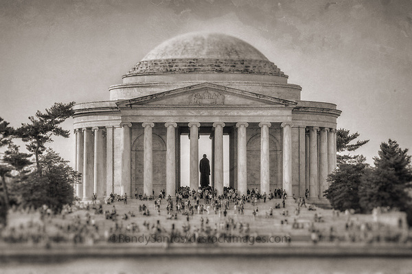 Jefferson Memorial Washington DC Architecture