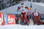 IBU Biathlon World Cup<br /> &copy; Pierre Teyssot <br />  Ole Einar Bjoerndalen (NOR) in action during the IBU Biathlon World Cup