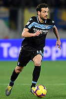 Marco Parolo of Lazio in action during the Serie A 2018/2019 football match between Frosinone and Lazio at stadio Benito Stirpe, Frosinone, February 4, 2019 <br />  Foto Andrea Staccioli / Insidefoto