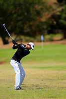 Aaron Rai (ENG) during the third round of the of the Barclays Kenya Open played at Muthaiga Golf Club, Nairobi,  23-26 March 2017 (Picture Credit / Phil Inglis) 25/03/2017<br /> Picture: Golffile | Phil Inglis<br /> <br /> <br /> All photo usage must carry mandatory copyright credit (© Golffile | Phil Inglis)