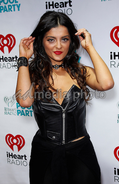 30 May 2015 - Las Vegas, Nevada -  Bebe Rexha. iHeartRadio Summer Pool Party at Caesars Palace.  Photo Credit: MJT/AdMedia