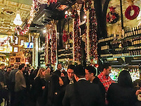 America,New York,  Manhattan, Lillie's bar