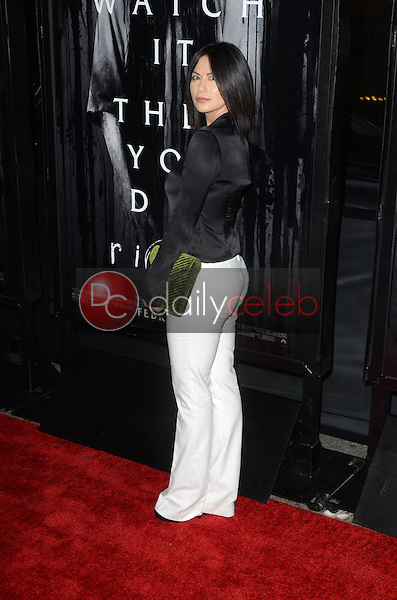 "Sandra Eloani<br /> at the ""Rings"" Los Angeles Special Screening, Regal LA Live, Los Angeles, CA 02-02-17<br /> David Edwards/DailyCeleb.com 818-249-4998"