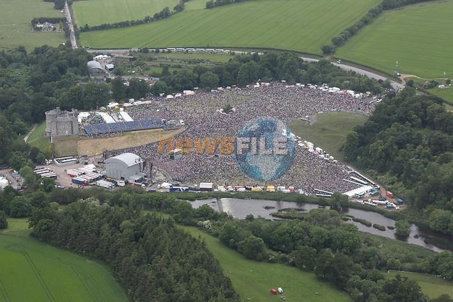 Slane Castle Concert 2009.Picture Fran Caffrey/www.newsfile.ie.