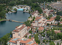 Broadmoor Hotel, Colorado Springs, Colorado. July 16, 2012