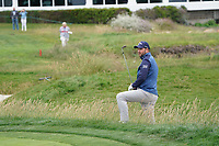 Marc Leishman (AUS) on the 17th during the final round of the US Open Championship, Pebble Beach Golf Links, Monterrey, Calafornia, USA. 16/06/2019.<br /> Picture Fran Caffrey / Golffile.ie<br /> <br /> All photo usage must carry mandatory copyright credit (© Golffile | Fran Caffrey)