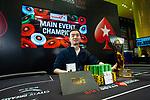 Champion Lin Wu
