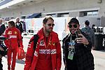 03.11.2019, Circuit of The Americas, Austin, FORMULA 1 EMIRATES UNITED STATES GRAND PRIX 2019<br /> ,im Bild<br />Sebastian Vettel (GER#5), Scuderia Ferrari Mission Winnow<br /> <br /> Foto © nordphoto / Bratic