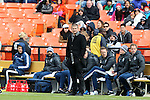 09 April 2016: Vancouver head coach Carl Robinson (WAL). DC United hosted the Vancouver Whitecaps FC at RFK Stadium in Washington, DC in a 2016 Major League Soccer regular season game. DC United won the match 4-0.