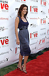 "Actress Kate Walsh arrives at the Much Love Animal Rescue Presents The Second Annual ""Bow Wow WOW!"" at The Playboy Mansion on July 19, 2008 in Beverly Hills, California."