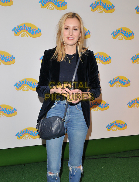 Laura Carmichael attends the Teletubbies TV series for CBeebies world premiere screening, BFI Southbank, Belvedere Road, London, England, UK, on Sunday 25 October 2015. <br /> CAP/CAN<br /> &copy;Can Nguyen/Capital Pictures
