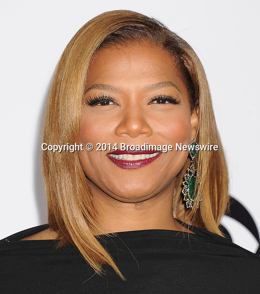 Pictured: Queen Latifah<br /> Mandatory Credit &copy; Gilbert Flores /Broadimage<br /> 2014 People's Choice Awards <br /> <br /> 1/8/14, Los Angeles, California, United States of America<br /> Reference: 010814_GFLA_BDG_205<br /> <br /> Broadimage Newswire<br /> Los Angeles 1+  (310) 301-1027<br /> New York      1+  (646) 827-9134<br /> sales@broadimage.com<br /> http://www.broadimage.com