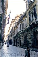 Genova, via Garibaldi --- Genoa, Garibaldi street