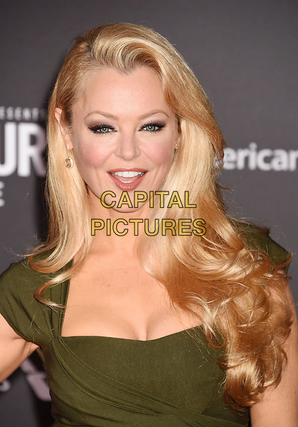 HOLLYWOOD, CA - JANUARY 25: Actress Charlotte Ross arrives at the Premiere Of Disney's 'The Finest Hours' at TCL Chinese Theatre on January 25, 2016 in Hollywood, California.