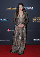 02 February 2018 - Universal City, California - Hannah Zeile. 26th Annual Movieguide Awawrds held at Universal Hilton. <br /> CAP/ADM/BT<br /> &copy;BT/ADM/Capital Pictures